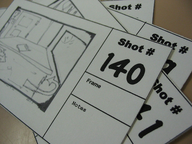 Image from storyboard